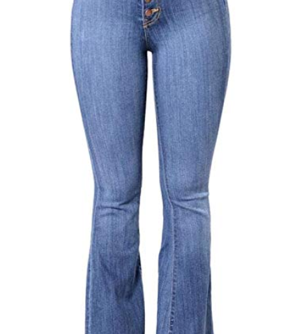 a0d8d870b32 Usstore High Waisted Stretch Skinny Denim Jeans